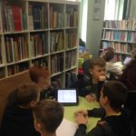 Odwiedziny w Bibliotece Suskiej