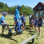 Dzień Dziecka oraz Sportowy Tydzień w Gminie Mucharz