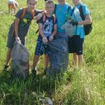 Sprzątanie gminy 2018