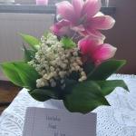 Kwiaty dla Ojca Świętego Jana Pawła II