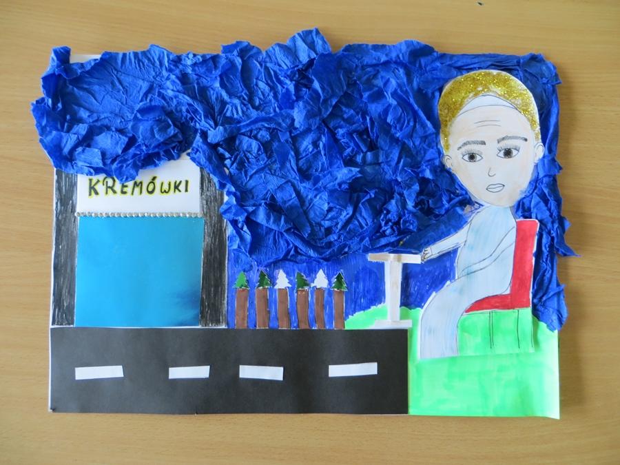 Rozstrzygnięcie konkursu plastycznego z okazji Święta Patrona Naszej Szkoły