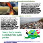 Obchody Światowego Dnia Ziemi w naszej szkole
