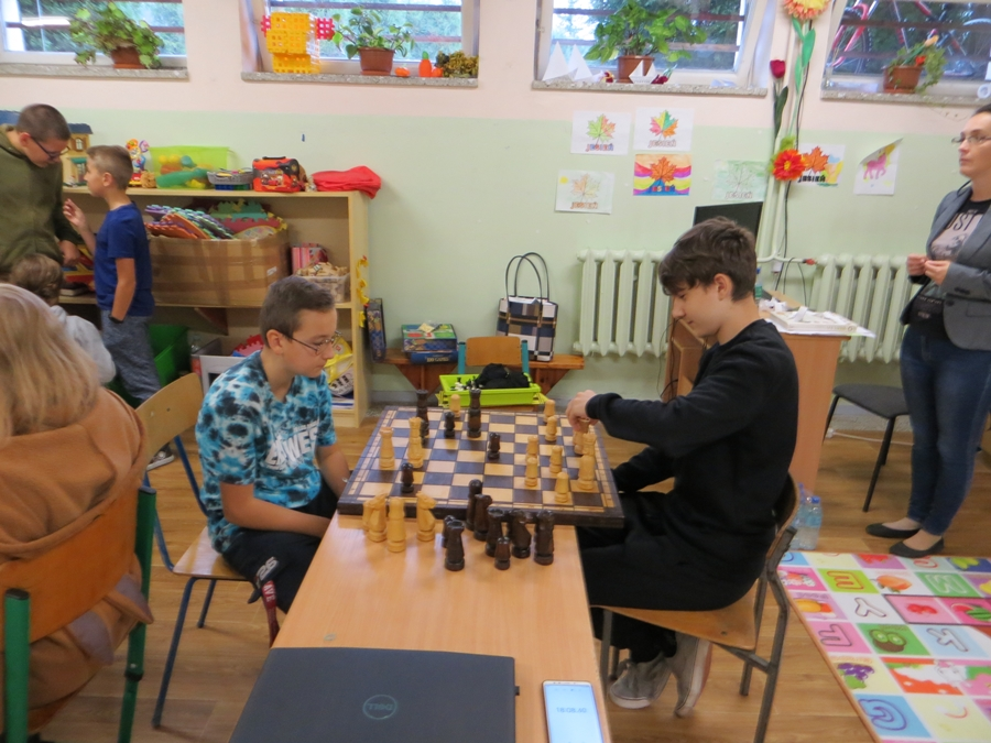 I edycja Turnieju Szachowego